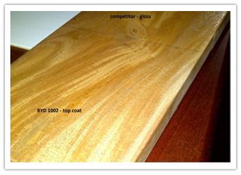 Resina de poliuretano resina epoxi aplicaciones tianyi for Resina epoxi madera